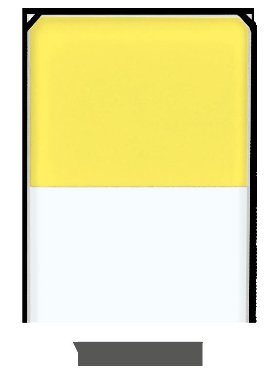 Microscope Slides Yellow