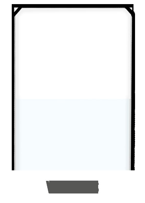 Objektträger Weiss