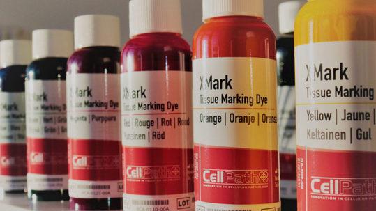 XMark Gewebemarkierungsfarbe zum Färben von Proben